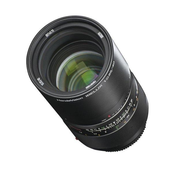 [Amazon] Handevision Ibelux 40 mm f/0,85 Objektiv für Micro Four Thirds (Panasonic/Olympus) für 1.198,47€