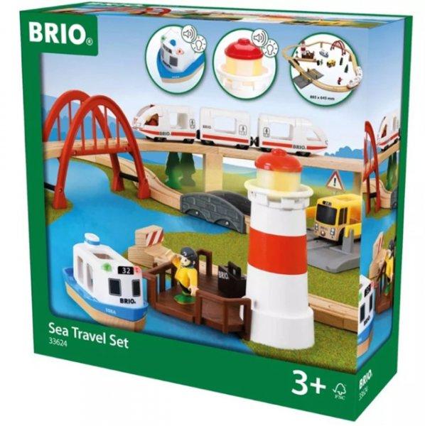 -Ebay- Brio 33624 Holzeisenbahn Set