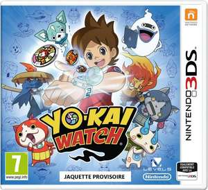 Yo-kai Watch 3DS @ Amazon.fr