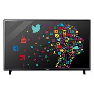 "[offline real] Sharp 49"" LED TV (Full HD, Triple Tuner, Smart TV, WLAN, USB, CL+, A+ ). Nur am 04.04. für 379€"