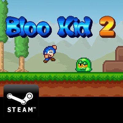 [STEAM] Bloo Kid 2 kostenlos bei Failmid, keine Sammelkarten