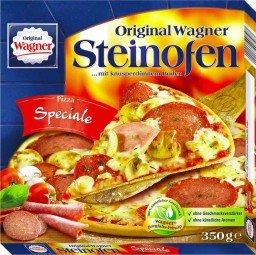 [Kaufland] Original Wagner Steinofen Pizza je 320 bis 380g-Packung für 1,66€ - bis 09.04.