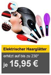 UPDATE: Neuer Deal Preis! [ Allyouneed ] Tagesdeal: Elektrische Haarglätter jetzt für 15,95 €