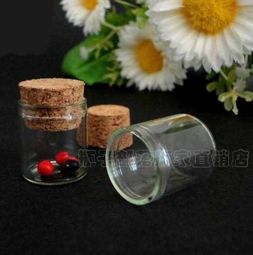 [Preisfehler? - Aliexpress] 20 kleine Glasbehälter