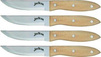 Wieder verfügbar: Jim Beam BBQ Steakmesser Set 4 tlg. für 9,99€ bei Real