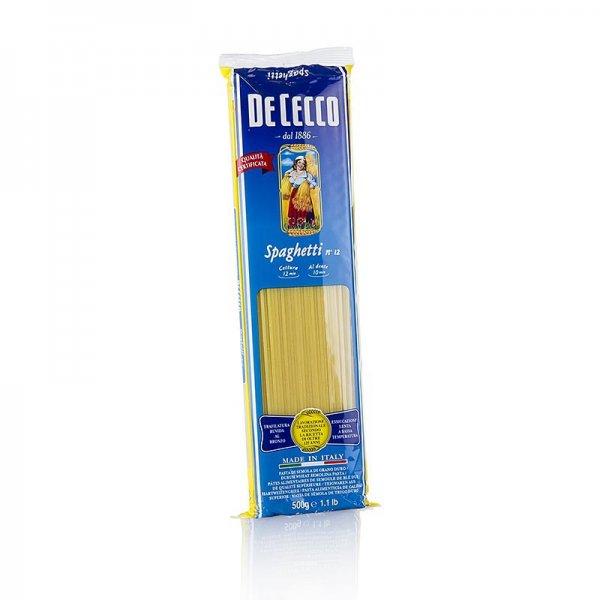 [Amazon] 12 Kg De Cecco Spaghetti vorbestellbar