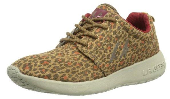 L.A. Gear Sunrise Damen Sneaker für 13€@ Amazon Größe 36,37,39,40