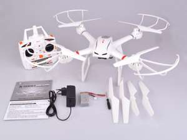 MJX X101 6 Achsen Quadrocopter inkl. Camera (C4008) FPV