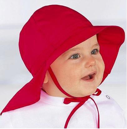 [babywalz.de] Sammeldeal, diverse Einzelstücke im Sale, z.B. Maximo Sonnenhut in rot, Größe 45-53 für 6,94€ inkl. VSK statt 11,94€