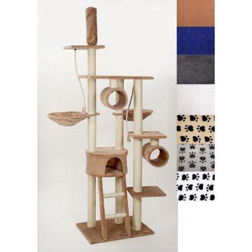 [Wieder da] Leopet Kratzbaum deckenhoch für 49,95 € inkl. Versand @Ebay