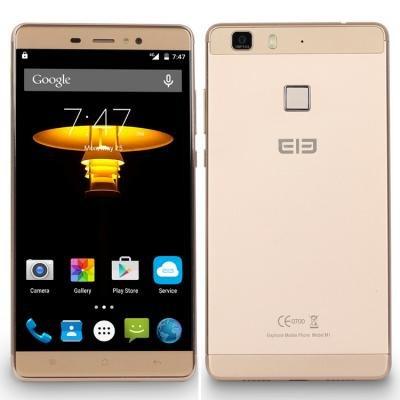 ELEPHONE M1 MTK6735 1.3GHz Quad Core 5.5 Zoll HD Bildschirm Android 5.1 4G LTE Smartphone