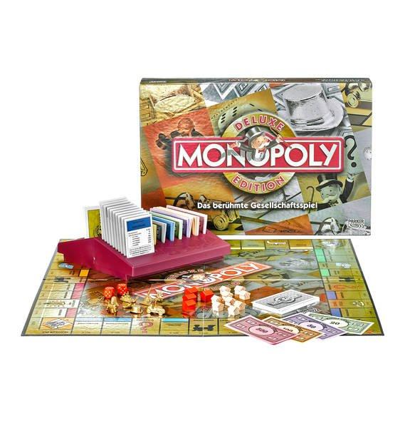 [Galeria Kaufhof] Brettspiel Monopoly Deluxe für 16,19€