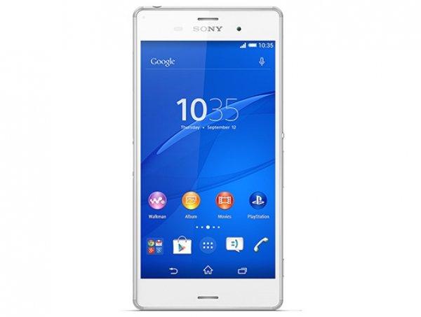 Sony Xperia Z3 White Weiß Dual Sim für 316,95€ [@mobileport.eu]