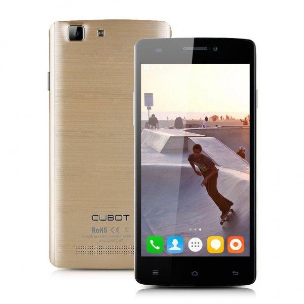 Amazon: CUBOT X12 5,0'' HD Screen 4G-FDD-LTE-Smartphone Quad-Core Dual SIM 1GB+8GB  Android 5.1