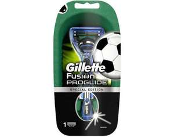 Gillette Fusion Pro Glide (Fußball Edition) für 7,63 € inkl. Versand @allyouneed