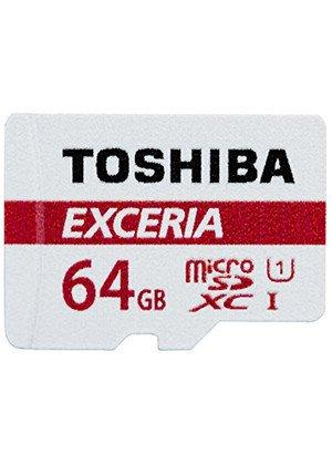 Toshiba Exceria Pro 64GB Micro SDXC für 16,56€ bei Base.com