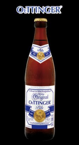 Oettinger PILS 1 Kasten = 20 x 0,5 l bei Norma