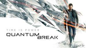 [Ukrainischer Windows-Store] Quantum Break (38% Günstiger)