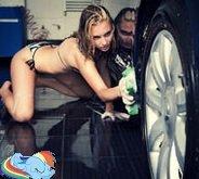 Kostenloser Gutschein für eine Gratis Autowäsche (Automobilforum Reutlingen)