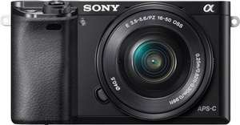 [Saturn Bochum] Sony Alpha 6000 Kit 16-50 mm