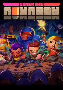 [Nuuvem - VPN nötig!] Enter The Gungeon (Steam-Key) für 6,40€
