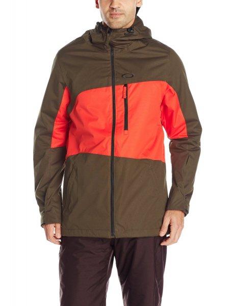 @Amazon: Oakley Herren Jacke Easy Street Biozone Insulated Jacket ab 46,58€