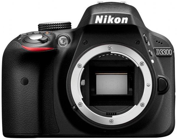 (Amazon.it) Preisfehler - Nikon D3300 Body für 17,36€ statt 293€!! Versand nur an italienische Adresse...