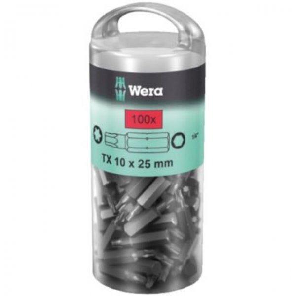 Wera Torx Bits Tx 15x25 500stk und weitere, lebenslanger Vorrat