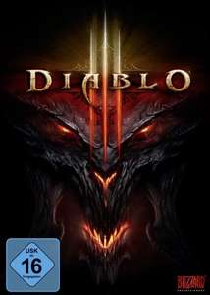[AMAZON PRIME] Diablo III und  Diablo III : Reaper of Souls JE 9,90 Disc Version