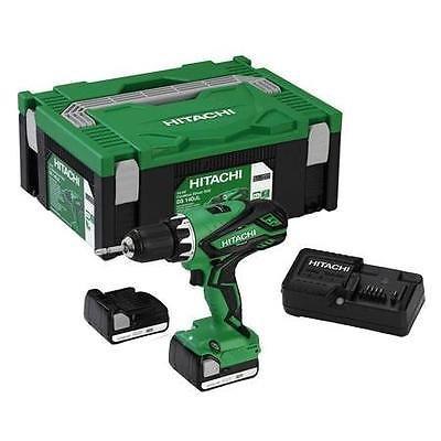 [Ebay wow/Redcoon] Hitachi Power Tools DS 14DJL(2x1.5L) (HSC II), Akku-Bohrschrauber für 111,00 € (Idealo ab 151,63)