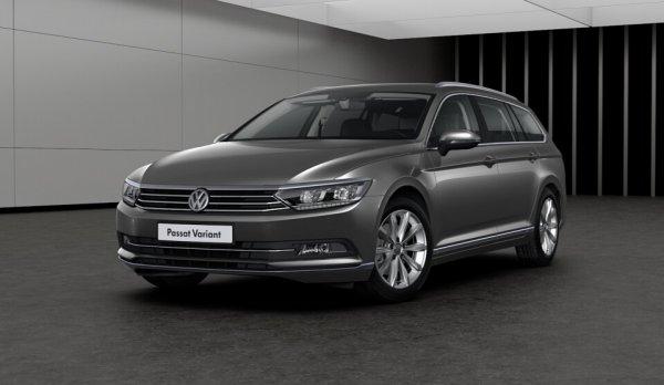 VW Passat Variant Highline (150 PS) - 199 € monatl. (netto) - Gewerbeleasing
