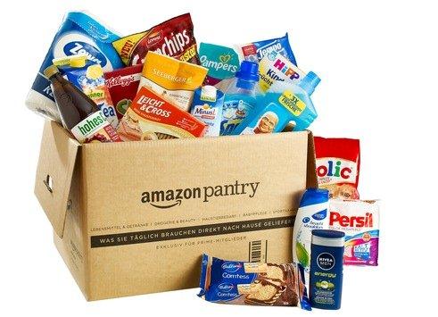 [Amazon Pantry] 30% Rabatt auf Bestseller - ab 29 MBW versandkostenfrei