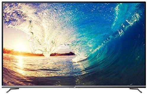 JVC LT-50HW77U Fernseher (127 cm (50 Zoll), Ultra HD, 4K, DVB-TCS2, Triple Tuner, Smart TV, WLAN, HDMI 2.0) schwarz [Energieklasse A+]