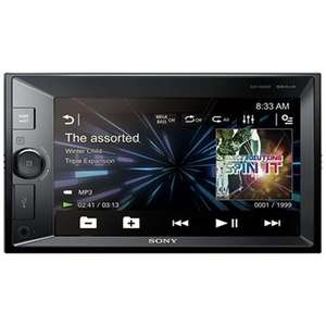[redcoon] Sony XAVV630BT.EUR 2DIN Moniceiver (15,8 cm (6,2 Zoll) Display, NFC, Bluetooth, SongPal, 4x 55 Watt, MegaBass)