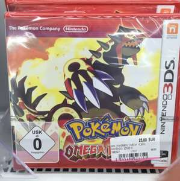 [MM Neu-Ulm] Pokemon Omega Rubin
