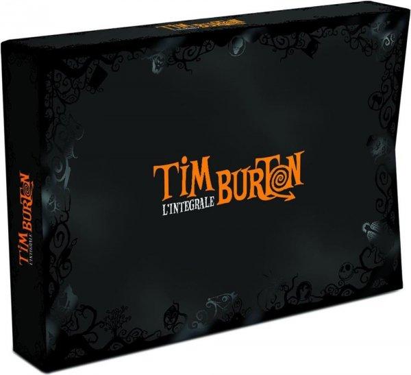 @Amazon FR: Tim Burton Limited Collection (18x BluRay) für 74,55€ inkl. Lieferung