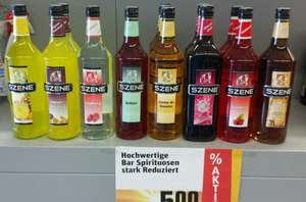 [Lokal Gründau Lieblos] Rewe verschiedene Szene Spirituosen 5€