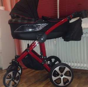 Original GTI Kinderwagen (multifunktional)