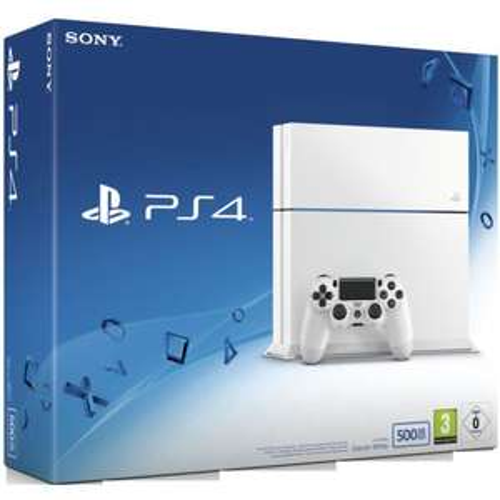 [Ebay] PS4 500GB CUH-1216A (neue Revision) in weiß für 249€