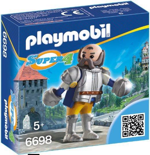 Amazon Plus Produkt Playmobil 6698 Königswache Sir Ulf