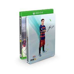 [Amazon.co.uk] Fifa 16 (Steelbook) (Xbox One) für 26,92€