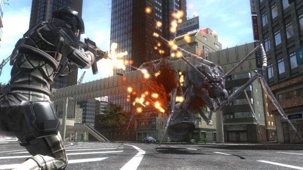 Earth Defense Force 4.1 DLC-Packs für je 4,99 € im PSN