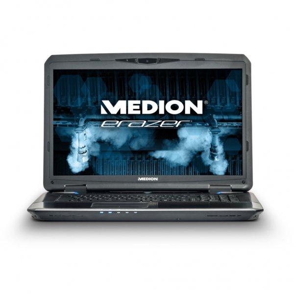 """MEDION ERAZER X7833 MD99119 Notebook 43,9cm/17,3"""" Intel i7 GTX970m 1TB 128GB 16GB"""