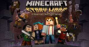 [Kostenlos] Minecraft Skin-Pack für iOS, Xbox 360/ONE, PlayStation 3/4/Vita, WiiU und Windows 10