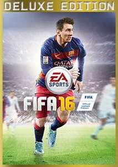 [Origin PC] -50% Fifa 16 Deluxe Edition mit 3000 Fifa Points für 20,36€!        PVG: 37,99€+