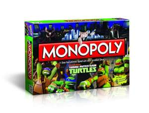 "Hasbro™ - Monopoly ""Teenage Mutant Ninja Turtles"" ab €14,99 [@Real.de]"