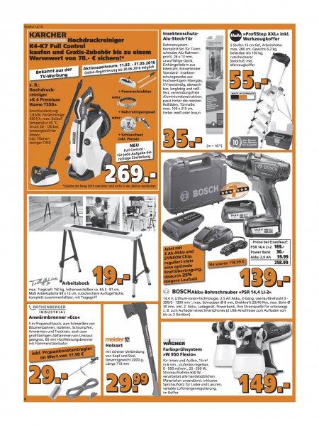 Kärcher Hochdruckreiniger K4 Pemium Full Control Home mittels Tiefpreisgarantie