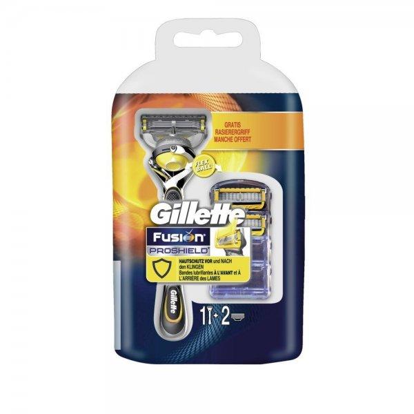 [Lokal] Gillette Fusion Proshield inkl. 3 Klingen [DM Wiesbaden]