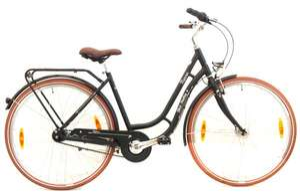 Pegasus Fahrrad Bici Italia 1949 schwarz - versandkostenfrei!