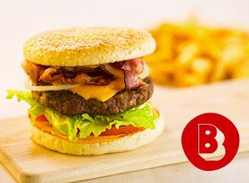 BURGERISTA Abwrackprämie - beliebigen Burger vorzeigen und gratis Burgerista Burger erhalten